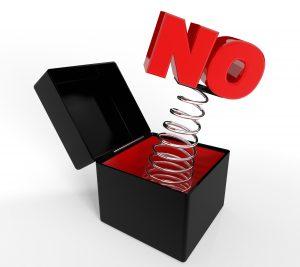 Foredrag lær at sig nej